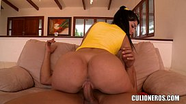 Perfect Colombian Teen gets Fucked