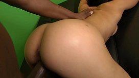 Big Black Cock for Hot Latina Whore!