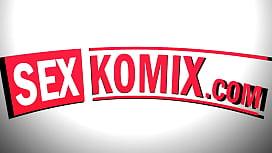 Секс комиксы видео. Сидни Часть 2. Эпизод 1. Порно комиксы sexkomix.com