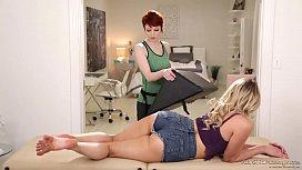Ultra hot bubble butt massage - Bree Daniels, Mia Malkova taylor alesia nude