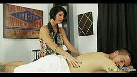 mother teaching daughter 281