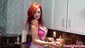Shanda Fay Needs Your Cream To Bake Blowjob