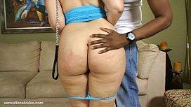 Sexy Big Booty White Girl Crawls To Fuck Big Black Cock xxxvidro