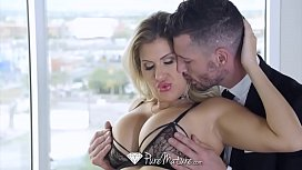 Naughty MILF In Leash Gets Tamed get more on www.xlicking.com