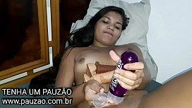 Tigresa com tes&atilde_o querendo pau gigante, tenha um pauz&atilde_o &gt_ www.pauzao.com.br