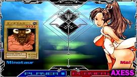 Minotaur Vs Mai Shiranui The Queen of Fighters