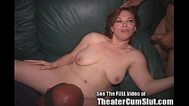 Kayce Puts On A Porn Theater Public Sex Show In Tampa