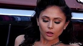 Twi com Bad girls havin a good time xxx scene with Ariana Marie Nicole Aniston