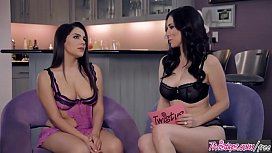 Twistys - (Jelena Jensen, Valentina Nappi) starring at Introducing