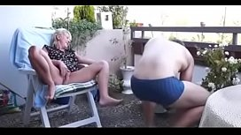 Beautiful Sexy Grandma Gets Her Loose Old Cunt Nicely Fucked