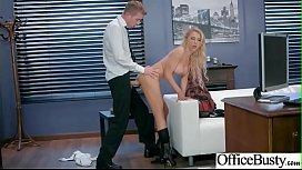 Alix Horny Girl With Big Tits Get Sex In Office clip