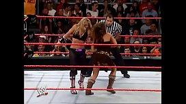 Trish Stratus vs Mickie James Raw 2006