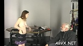 Woman endures enormous stimulation in wild dilettante fetish video