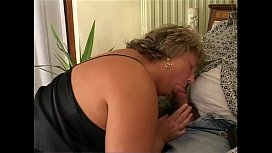 That's how I fuck my mature fat wife! xxx video