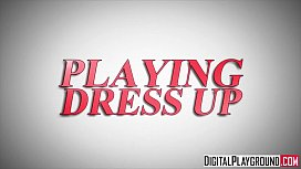 DigitalPlayground Playing Dress Up