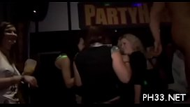 Yong beauties fucked from back by dark waiter at the play ground
