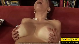 Amateur Mature Fucks In Hairy Pussy
