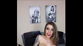 Karma Rx Oiled DOUBLE PENETRATION DP. Sybian Sex Machine. Anal. Pussy.