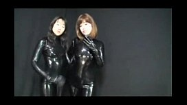 Japanese Latex Catsuit 42