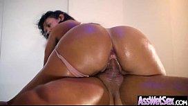 Big Butt Girl franceska jaimes Get Oiled All Over And Enjoy Anal Sex clip