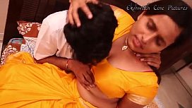 Village Aunty With Tamil Rich Man -- Telugu Romance Film - By MKJ