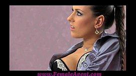 FemaleAgent New MILF agent likes it hard and fast chivista2809