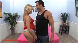 Bigassbubblebu om bubble butt blond does her first porn scene with big cock