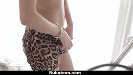 RubATeen Russian Teen Loves To Get Pussy Rubbed
