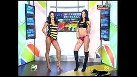 Goluri si Goale ep Gina si Roxy Romania naked news
