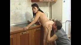 son fucks angry mother - MOTHERYES.COM