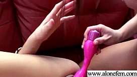 Amateur Teen Girl Play With Her Pussy video-19