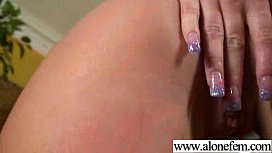 Solo Sexy Girl Playing With Dildos movie-14