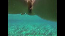 Nudist Swimming