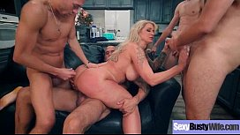 Sex On Tape In Hard Style Big Juggs Mommy (Ryan Conner) vid-26