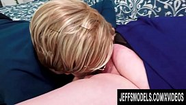 Fat Lesbian Bella Bendz Gets Strapon Anal by British Granny Jamie Foster