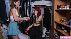 Redheads having sex before graduation
