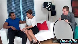 Horny wife Gabrielle Gucci gets fucked