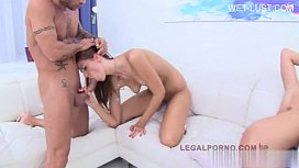 Sexy daughter creampie accident