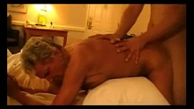 Hot mature beauty fucked hard by a young stud