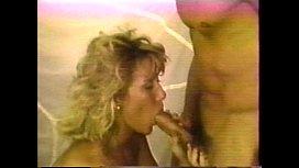 Hot Gun (1986) 1/5 Candie Evans & Peter North