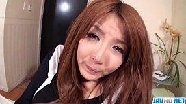 Yuna Hirose amazing hardcore in sexy POV e&