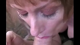 Cum Sucking Granny Amateur