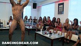 DANCINGBEAR Hotel Party with Big Dick Male Strippers db