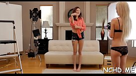 Skillful legal age teenager hottie is now going to show what this babe can do
