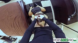 PornGoesPro - Abigail Mac do a special tape for you