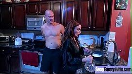 (Diamond Foxxx) Sluty Housewife With Big Tits Love Sex movie-11