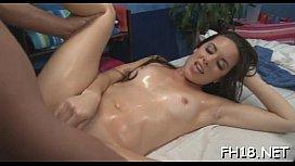 Movie scene sex massage