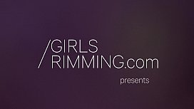 Teenage Rimjob - Girls Rimming Teaser xxx video