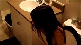 Brunette Teen Fucking Her Roommate