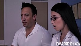 Daddy Teaches Foster Daughter To Behave- Alex Coal